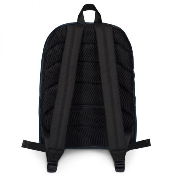 Ghost River Lodges – Backpack – Back