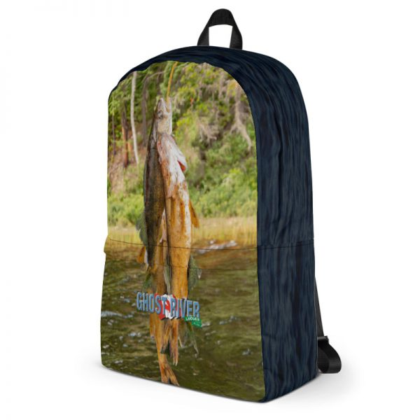 Ghost River Lodges – Backpack – Stringer – Side