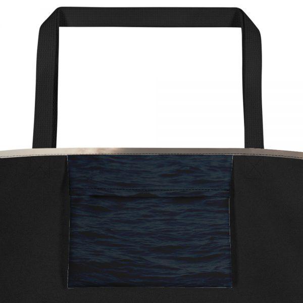 Ghost River Lodges – Beach Bag – Inside Pocket