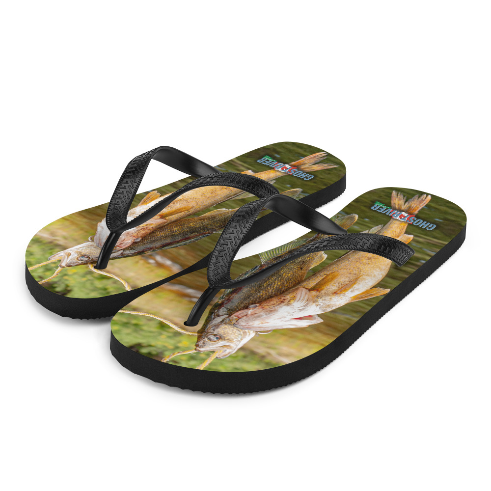 Ghost River Lodges - Flip Flops - Stringer