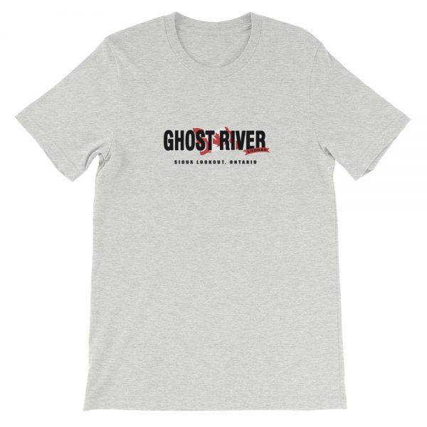 Ghost River Lodges – Mens Athletic Heather Classic Tshirt – Flat.jpg