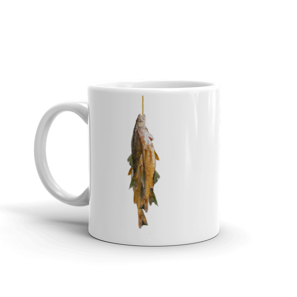 Ghost River Lodges - Mug - Back