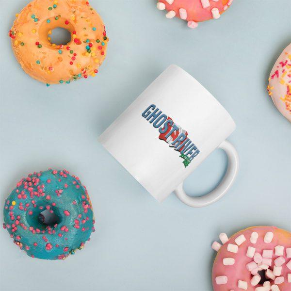 Ghost River Lodges – Mug – Donuts