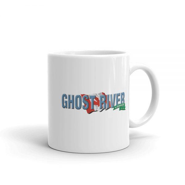 Ghost River Lodges – Mug – Front