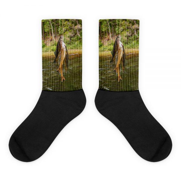 Ghost River Lodges – Socks – Stringer – Flat