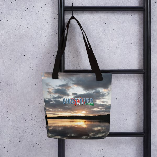 Ghost River Lodges – Tote – Sunset – Hanging